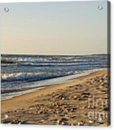 Lake Michigan Shoreline 02 Acrylic Print