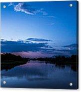 Lake Nm Acrylic Print