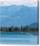 Lake Of Constance Acrylic Print