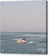 Lake Of Geneva Acrylic Print