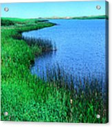 Lake Of The Shining Waters Acrylic Print