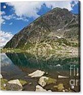 Lake Piccolo - Val Di Sole Acrylic Print