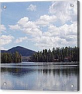 Lake Placid Acrylic Print