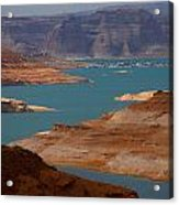 Lake Powell Acrylic Print