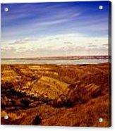 Lake Sakakawea North Dakota Acrylic Print