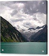 Lake Schlegeis Acrylic Print