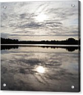 Lake Seminole Acrylic Print