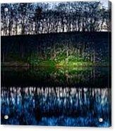 Lake Shore Acrylic Print