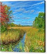 Lake Sixteen Acrylic Print