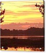 Lake Spivey Morning Acrylic Print
