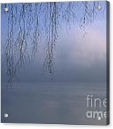 Lake Stillness Acrylic Print