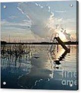 Lake Sunset 5 Acrylic Print