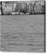 Lake Superior At Pictured Rocks Acrylic Print
