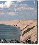 Lake Superior Dunes Acrylic Print