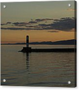 Lake Superior Grand Marais 8 Acrylic Print