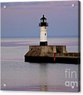 Lake Superior Lighthouse Acrylic Print