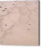 Lake Superior Sandy Beach Acrylic Print