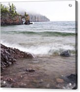 Lake Superior Tettegouche 2 Acrylic Print