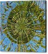 Lake Swirl Acrylic Print