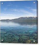 Lake Tahoe Calm Acrylic Print