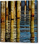 Lake Tahoe Reflection Acrylic Print