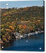 Lake Taneycomo Acrylic Print