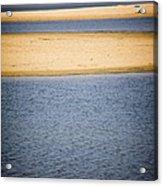 Lake Tyers Acrylic Print