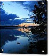 Lake Umbagog Sunset  Acrylic Print