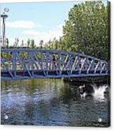 Lake Union Park Acrylic Print