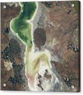 Lake Urmia Acrylic Print