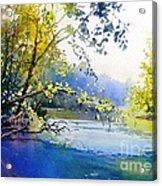 Lake View 2  Acrylic Print
