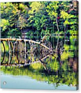 Lake Waterford Acrylic Print