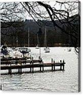 Lake Windermere Acrylic Print