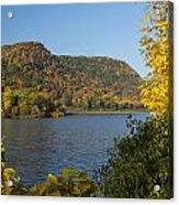Lake Winona Autumn 9 Acrylic Print