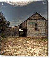 Lake Worth Barn Acrylic Print