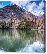 Lake Yunoko Acrylic Print