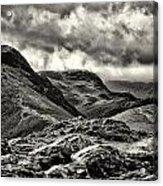 Lakeland Storm 01 Acrylic Print