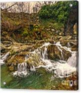 Lakeland Stream Acrylic Print