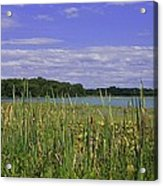 Lakes Of Indiana Acrylic Print by Thomas Fouch