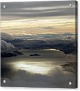 Lakescape Acrylic Print