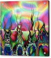 Lakeside Somewhere Acrylic Print