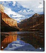 Lakeview Acrylic Print