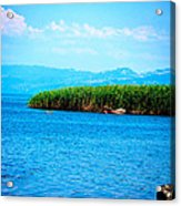 Lakeview Acrylic Print