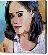Lakisha Lee Acrylic Print