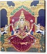 Lakshmi Acrylic Print