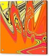 Lala Acrylic Print