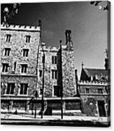 lambeth palace library London England UK Acrylic Print