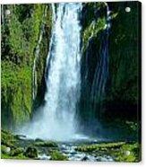 Lamolo Falls Acrylic Print