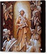 L'amore De Dieu Acrylic Print