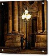 Lamp Light Acrylic Print